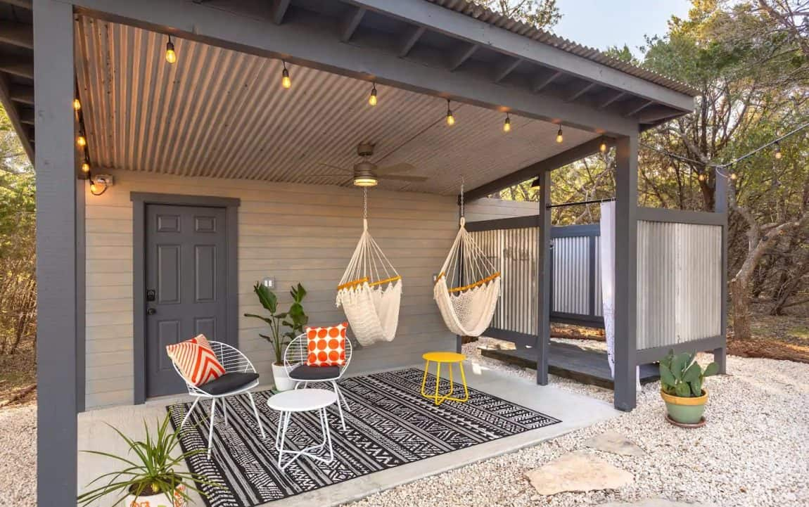 best unique airbnb rentals texas