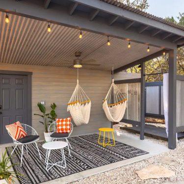 best unique airbnb rentals texas
