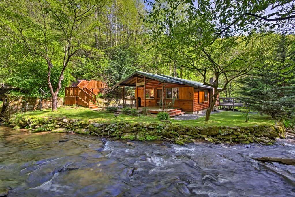 bryson city cabin
