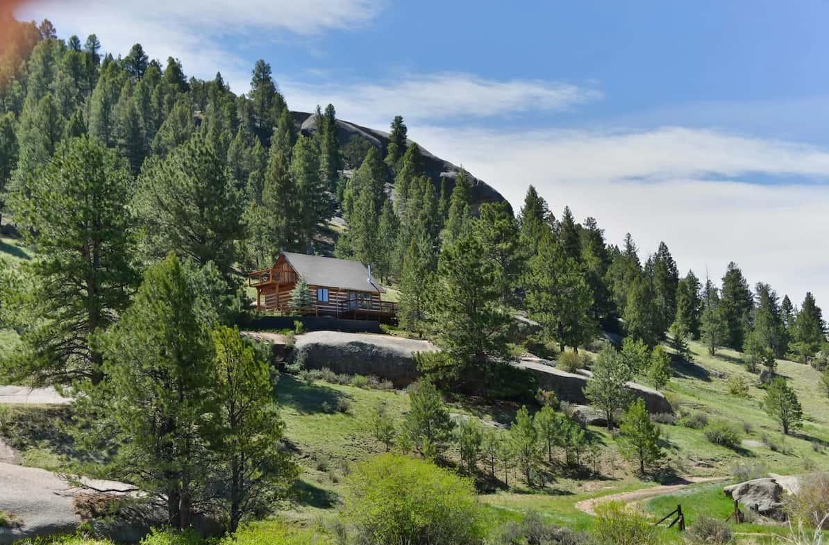 fawn cabin colorado