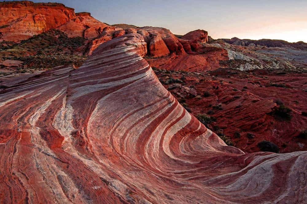 fire wave hike valley of fire