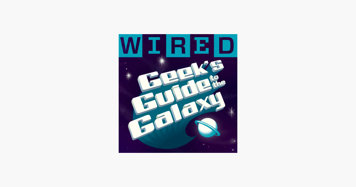 geeks guide to the galaxy podcast
