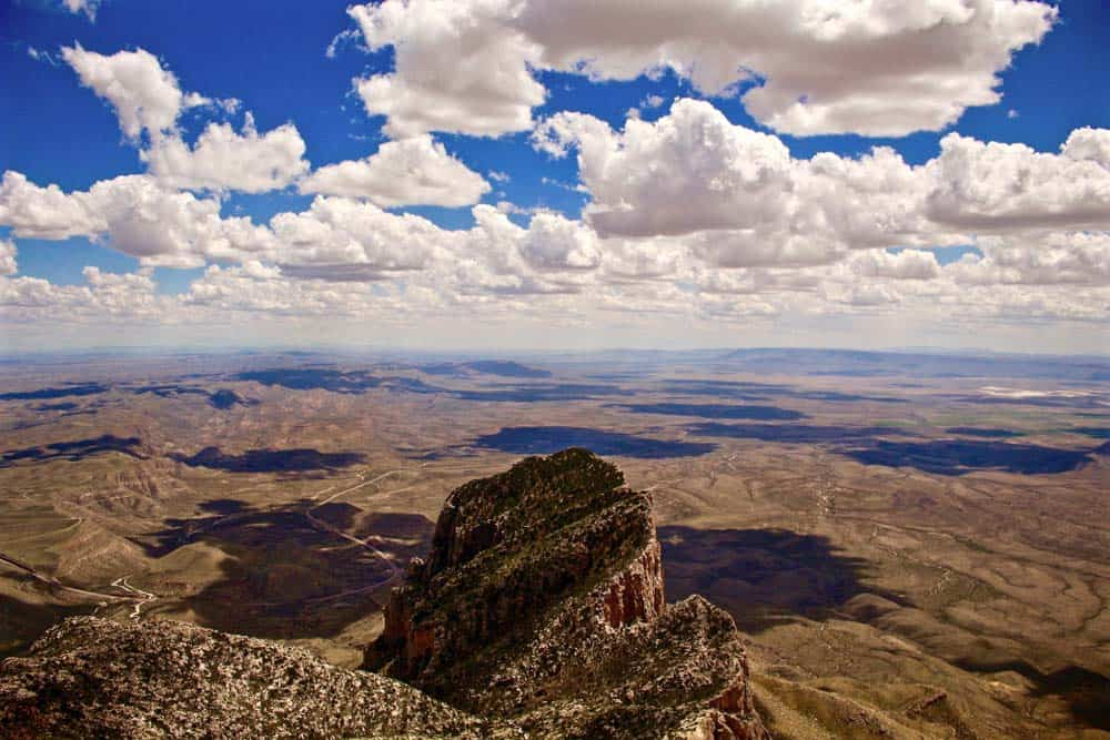 guadalupe peak summit