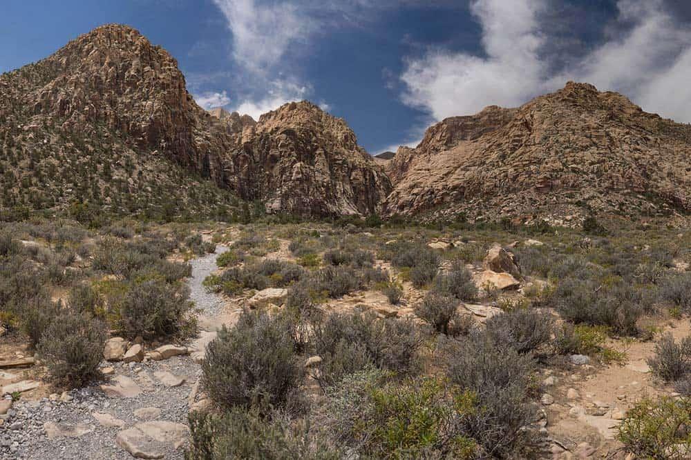 ice box canyon trail las vegas
