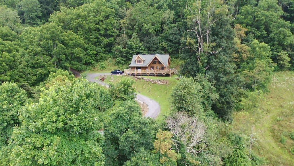 maggie valley cabin rental