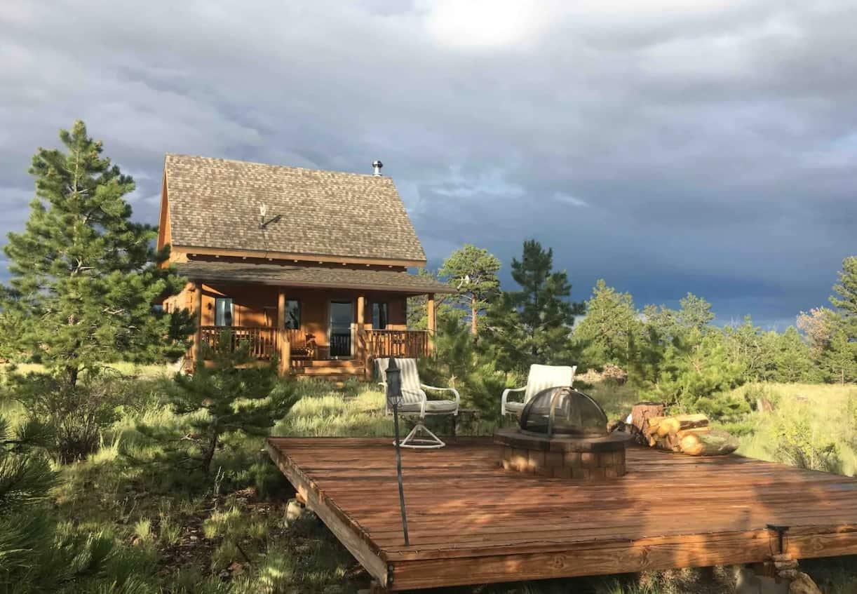 private colorado cabin