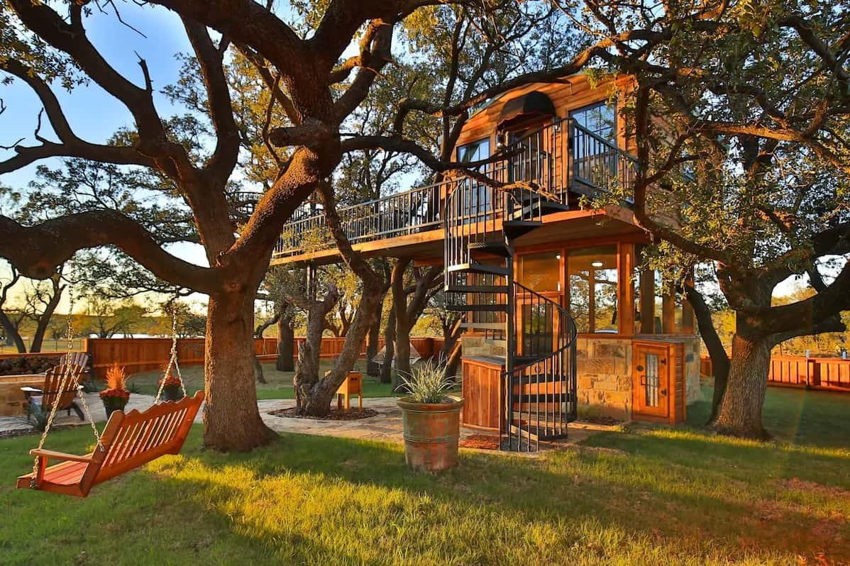 ryders treehouse texas