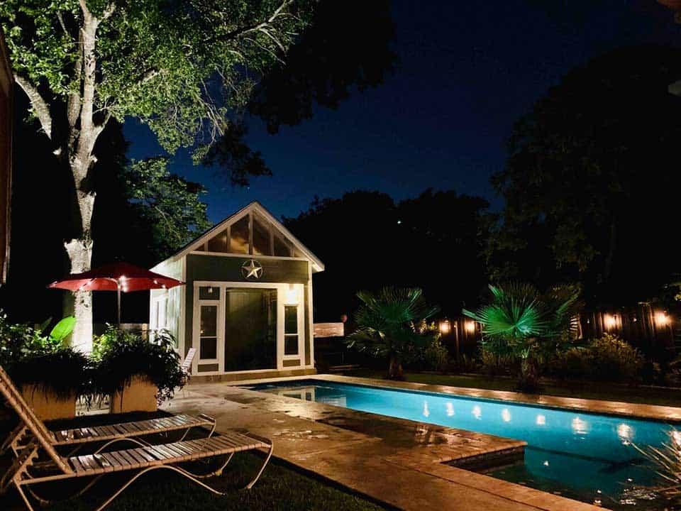 san antonio airbnb pool