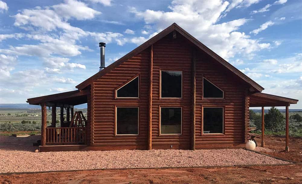 secluded cabin rental in utah