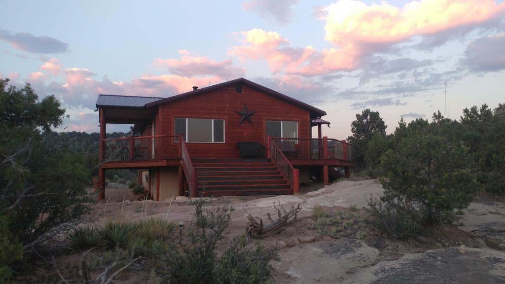 starview retreat utah cabin rental