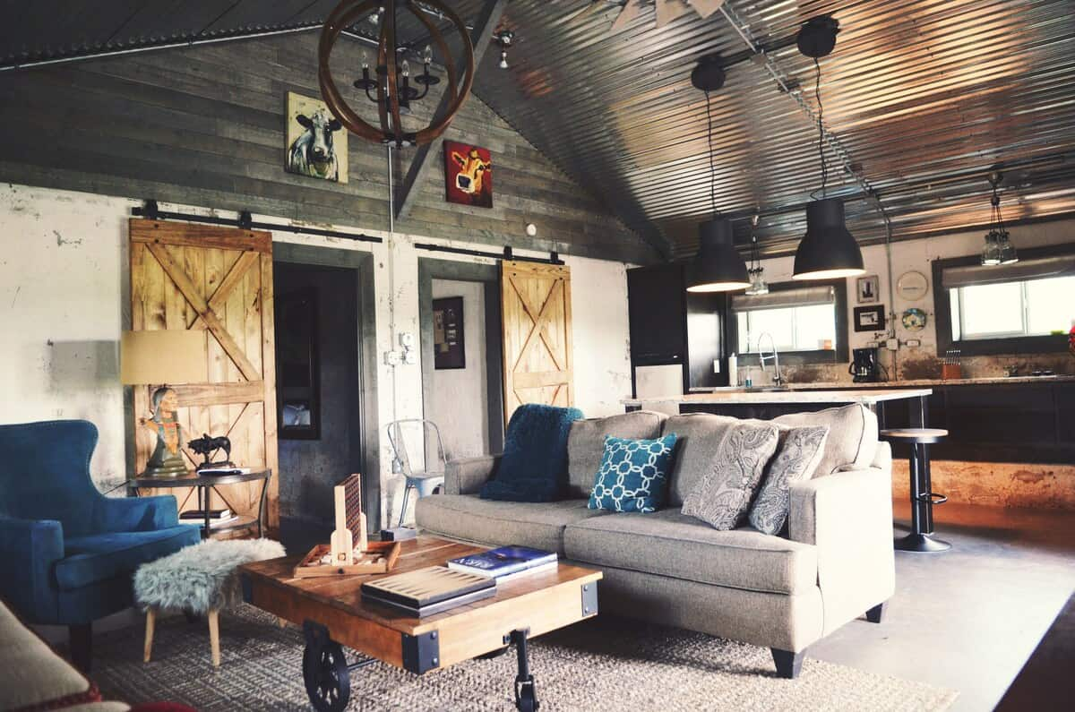 the barn airbnb texas