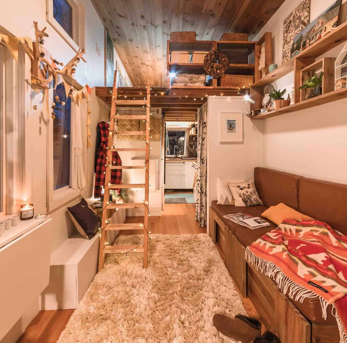 the micro airbnb rental