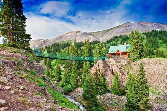 thoreau cabin colorado
