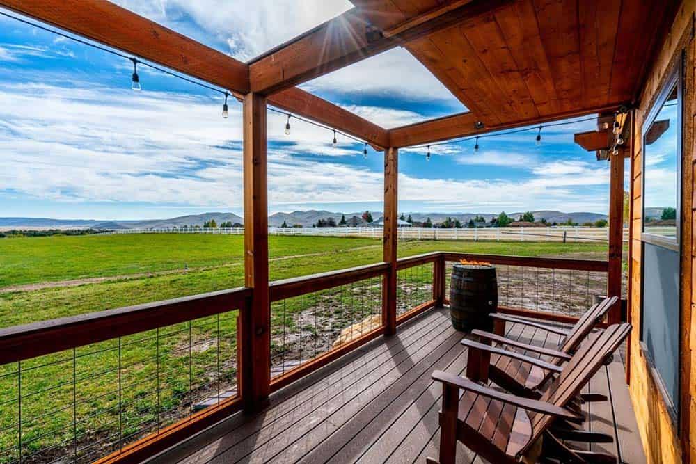 utah hideout secluded cabin rental