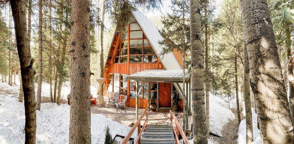 41 twining airbnb cabin