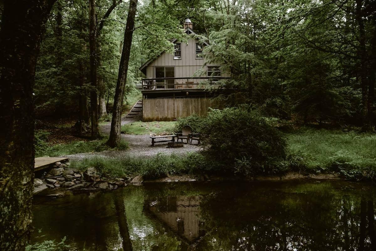 Fox Hill Cabin pennsylvania