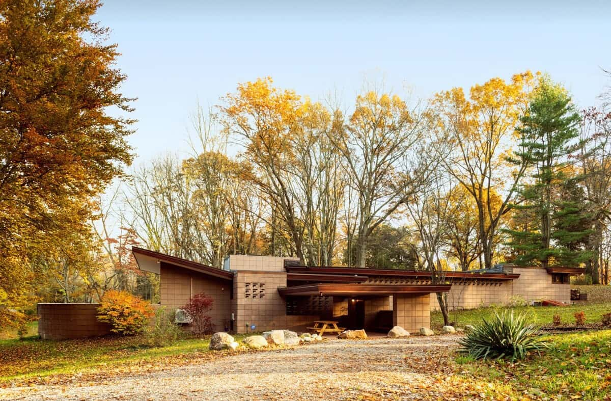 Frank Lloyd Wright Eppstein House