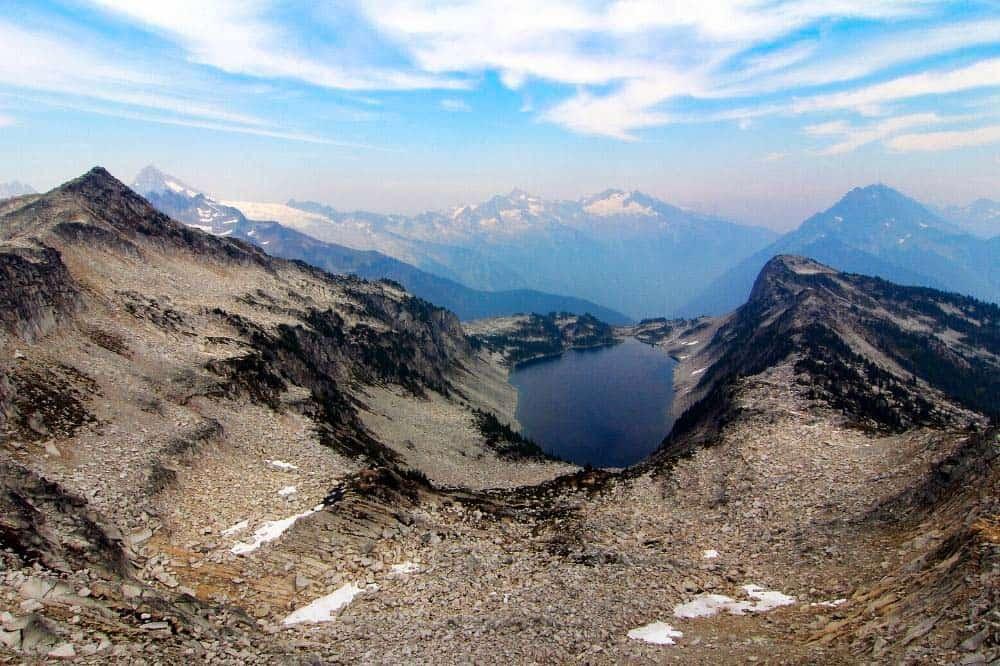 Hidden Lake Trail North Cascades
