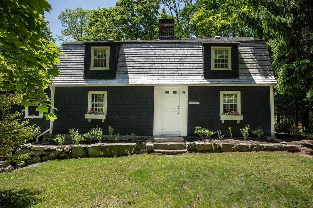 John Potter Farmhouse rhode island