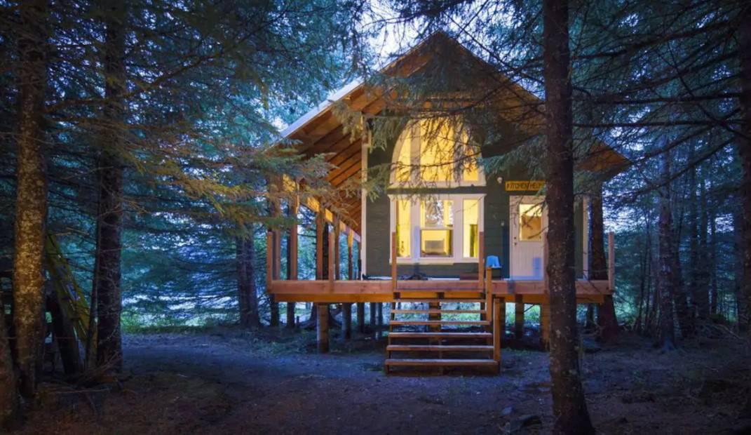Ketchikan Kenai Lake Cabin Alaska