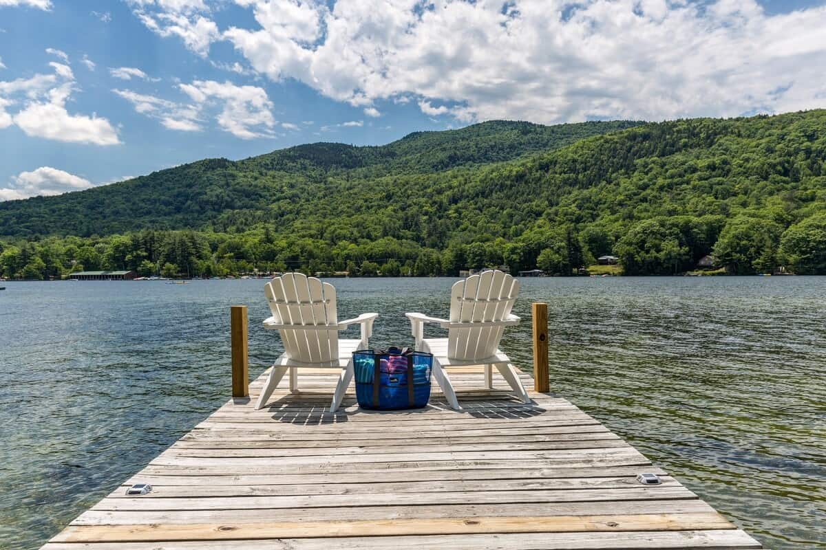 Lake Sunapee Waterfront airbnb rental