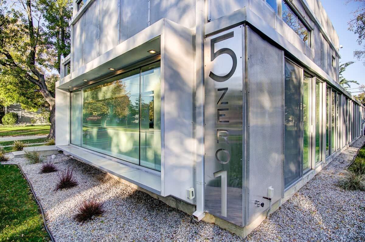 Mid-Century Modern ohio airbnb