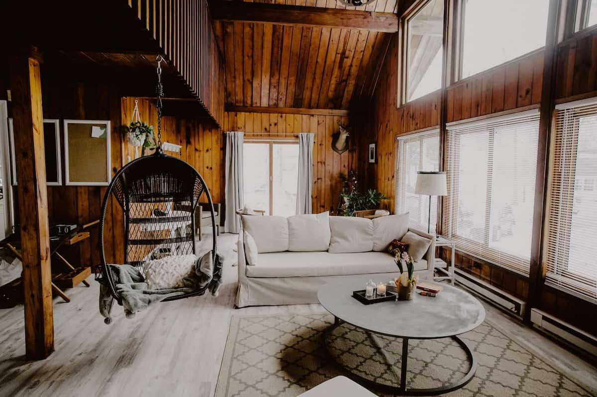 Oak Cabin in the Poconos
