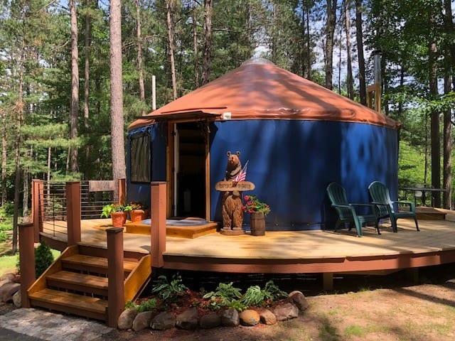 PerryPines Yurt
