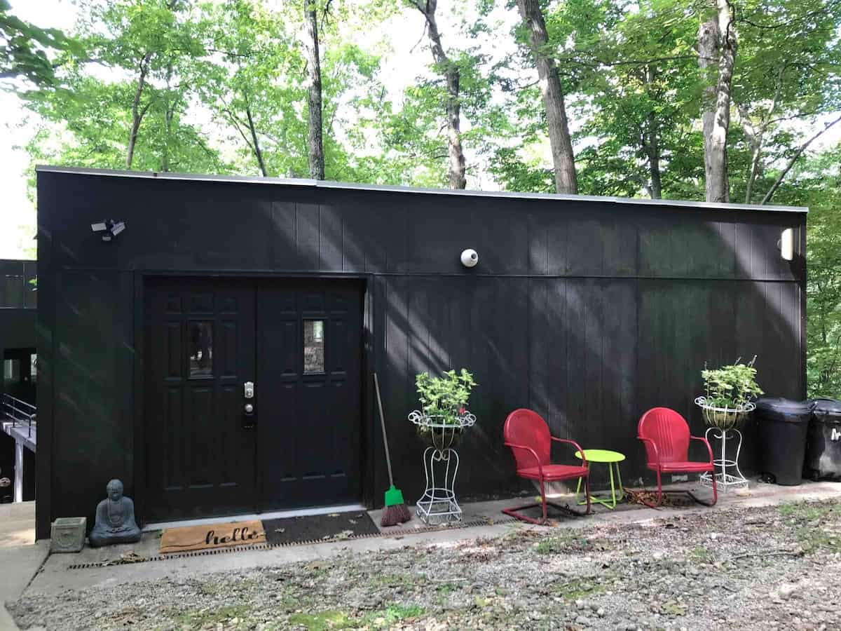 Relaxing Retreat in the Woods is a fantastic Airbnb in Indiana