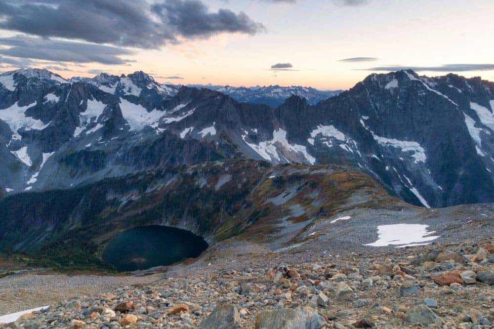 Sahale Glacier North Cascades