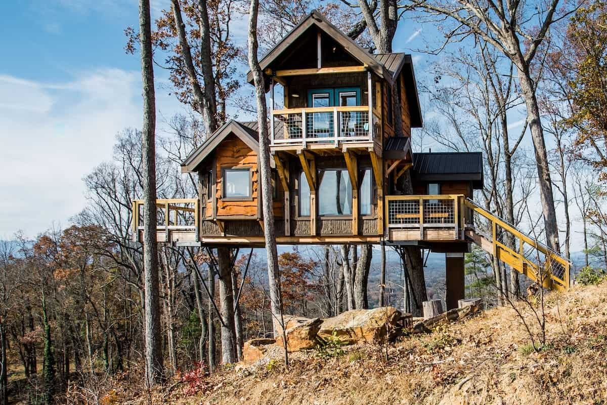 Sanctuary at Treehouses of Serenity