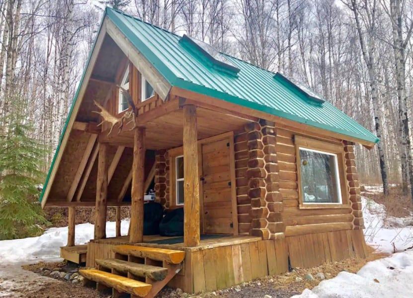 Senny's Cabin Alaska