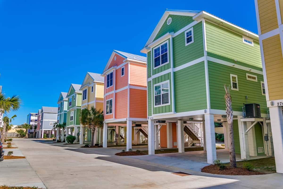 South Beach Cottages