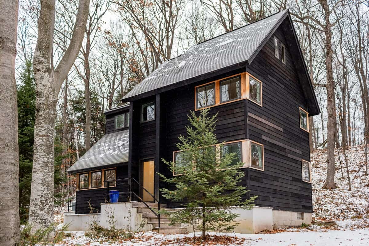 Wayfarer Treehouse michigan