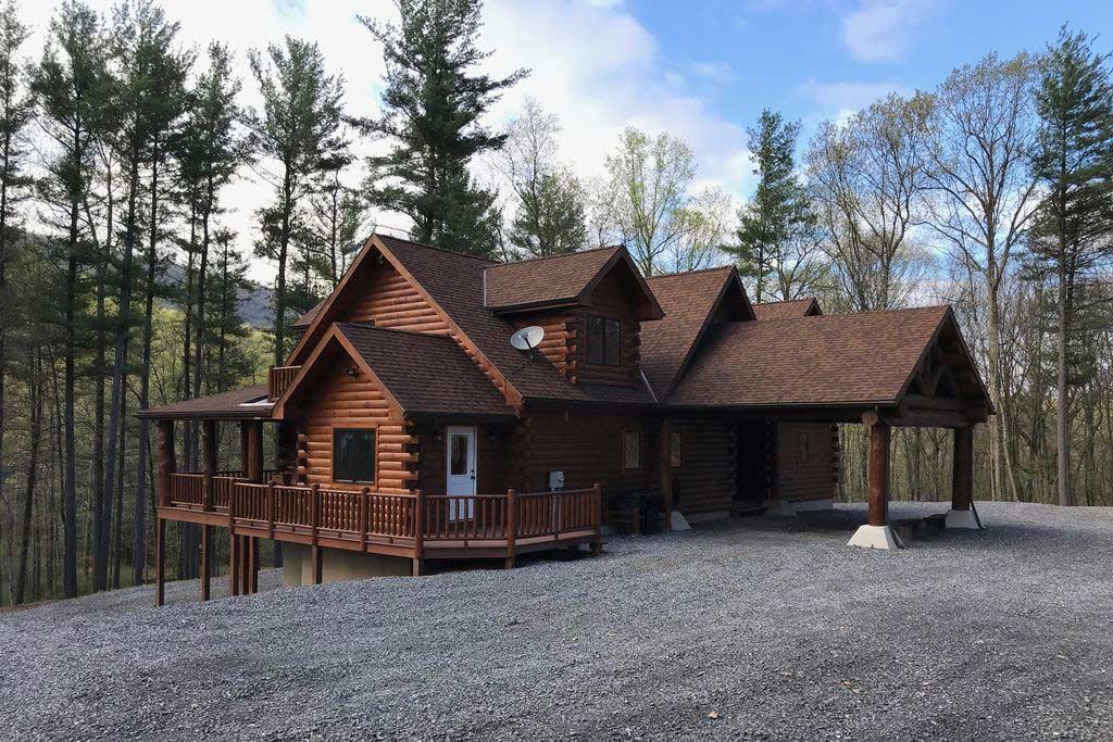bear bottom cabin rental penn