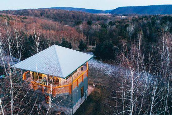 best cabin rentals pennsylvania