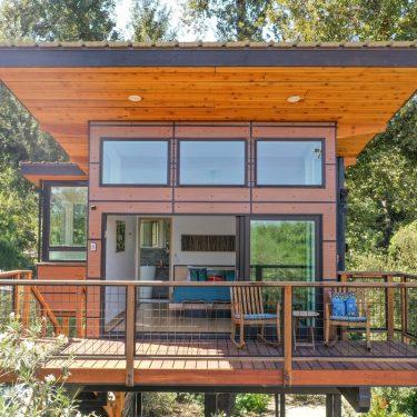 best california treehouse rentals