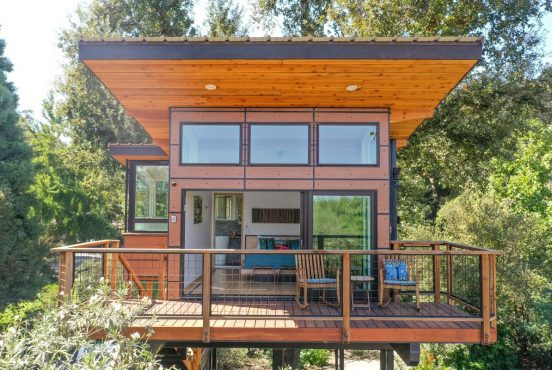 best california treehouse rentals