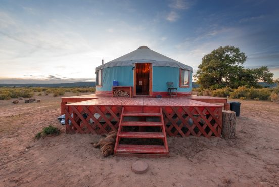 best glamping rentals in arizona