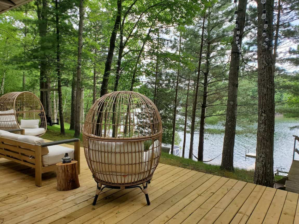 best michigan airbnb rentals
