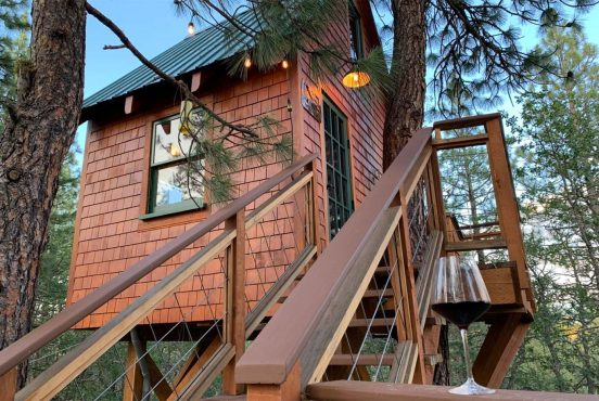 best treehouse rentals washington