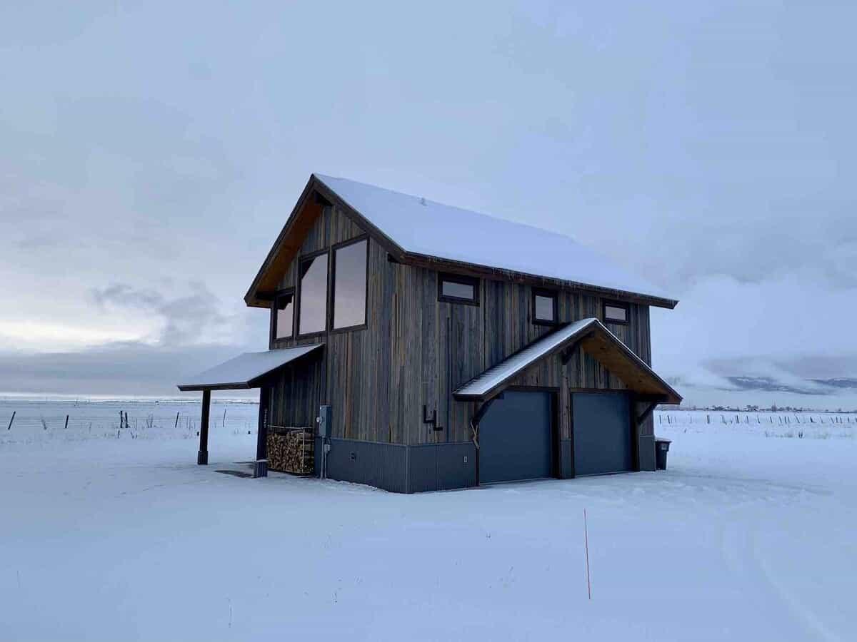 black beauty cabin idaho