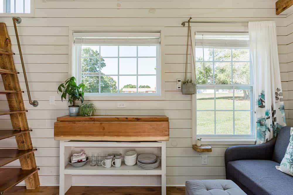 carolina tiny house rental