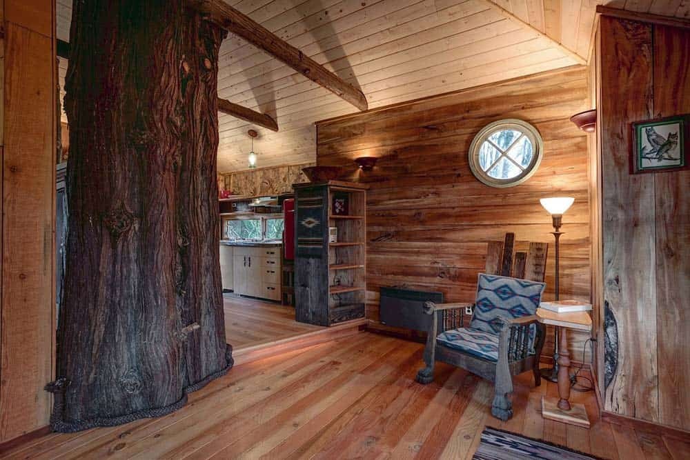 cedar tree house rental washington
