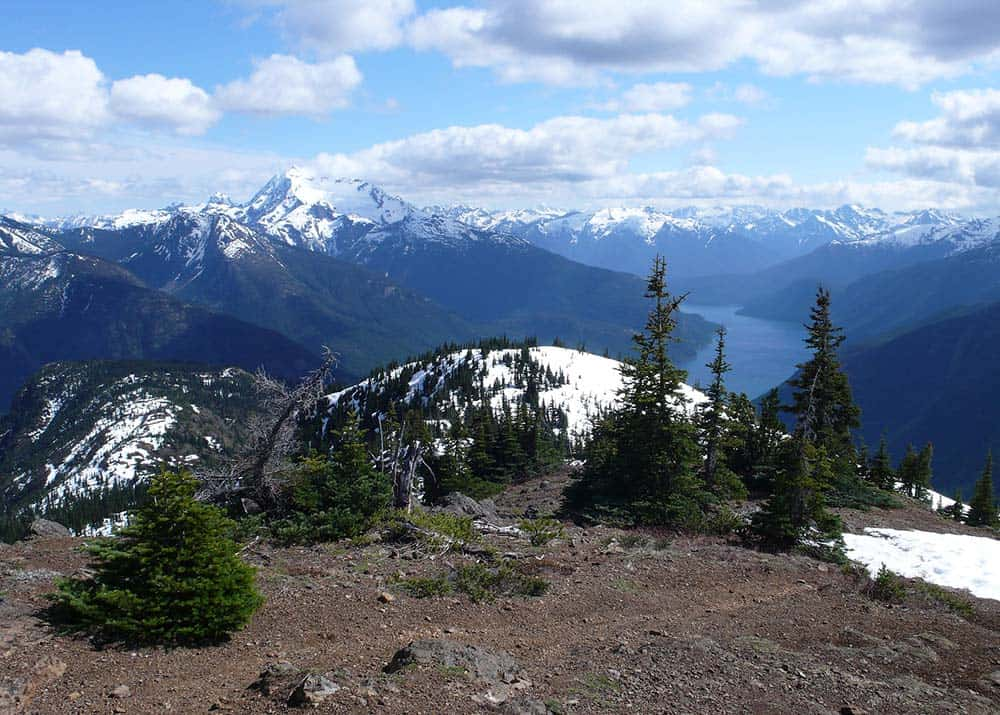 desolation peak north cascades