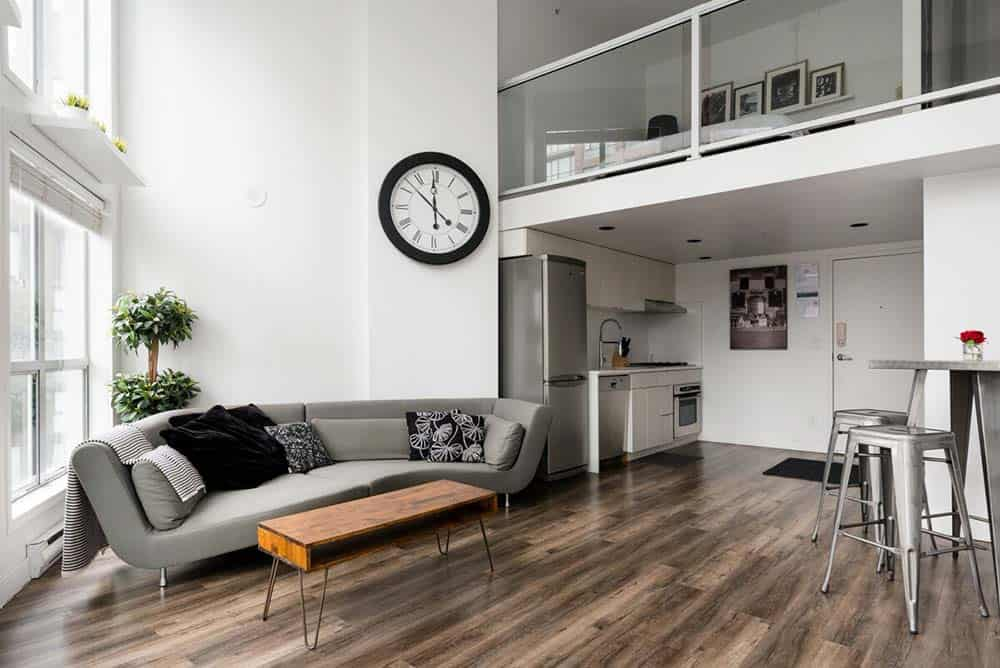 downtown loft airbnb vancouver bc