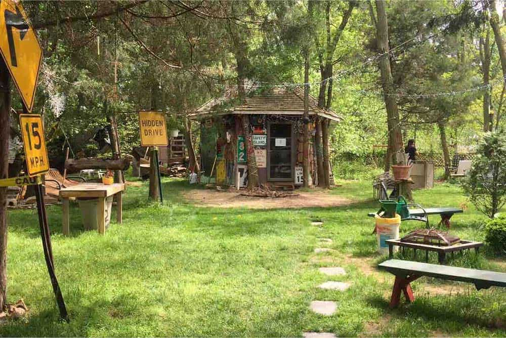 hippy hut airbnb new jersey