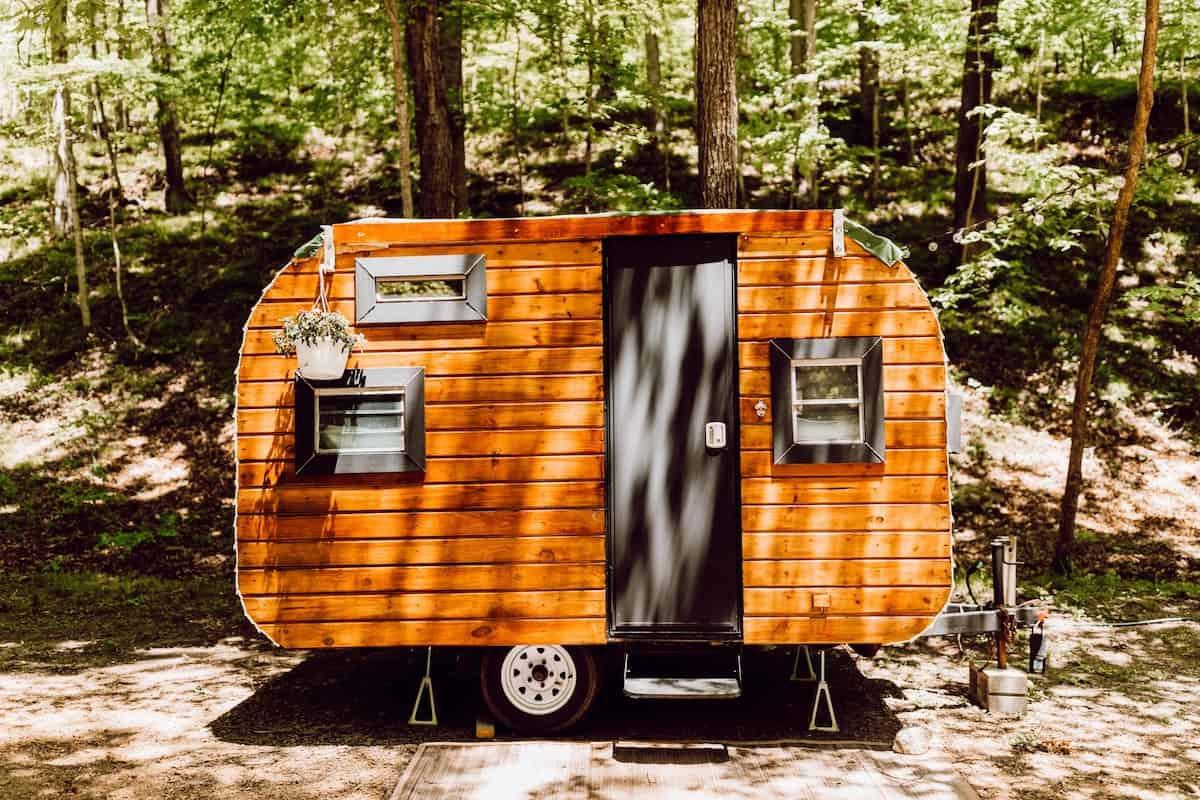 indiana airbnb camper