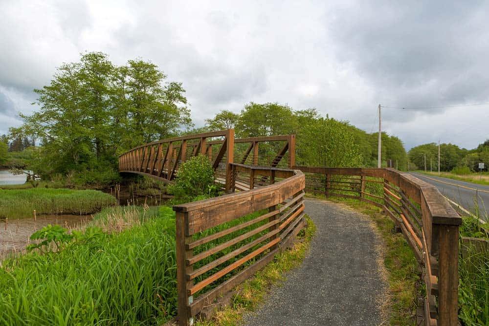 lewis and clark trail astoria oregon