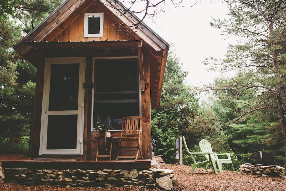 michigan tiny house airbnb